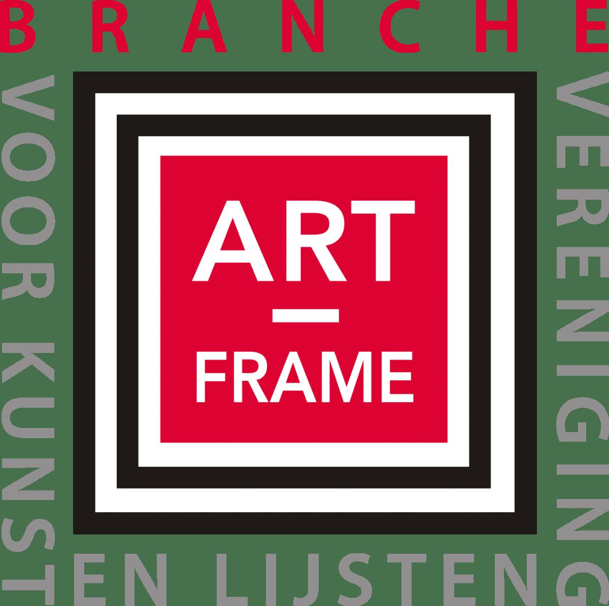logo art frame bleeker lijsten