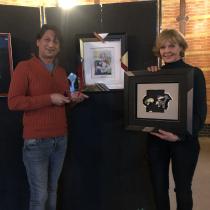 Ahmad Haraji En Corry Van Hoorn Winnaar Inlijstwedstrijd