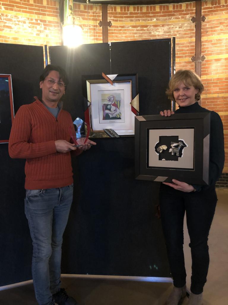 1e prijs van de vakjury en Publieksprijs